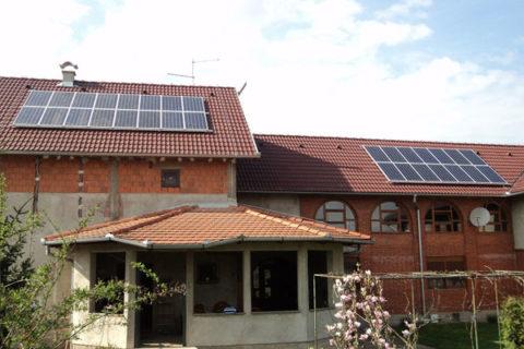 Prva slavonska solarna elektrana Sikirevci
