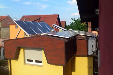 Solarna elektrana Zagreb I