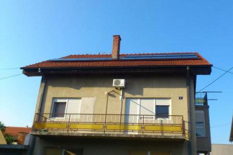 Solarna elektrana Zagreb IV