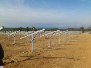Solarne ektrana Istra Hrvatska 8