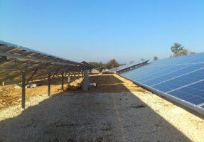 Solarne ektrana Istra Hrvatska 10