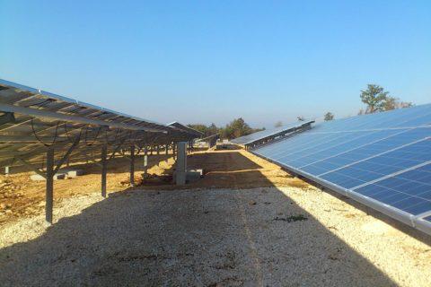 Najveća solarna elektrana u Istri Kanfanar