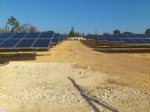 Solarne ektrana Istra Hrvatska 11