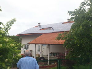 Solarna elektrana Remete
