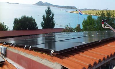 Autonomne otočne solarne elektrane
