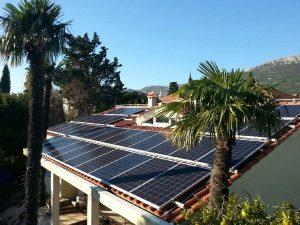 Solarna elektrana Split 10,4 kW Matijaca 2016