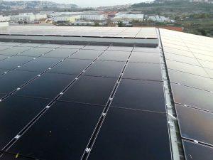 Solarna elektrana Split snage 30 kW IS Deutsch 2016