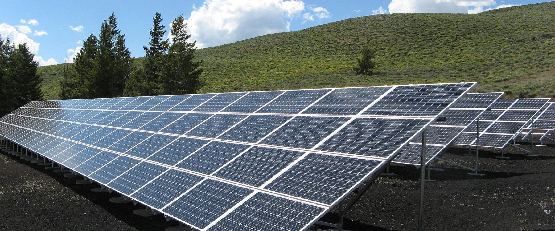 solarna energija paneli
